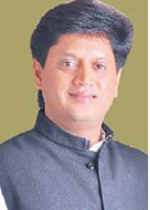 The Leader Rajendra Bhausaheb Mulak