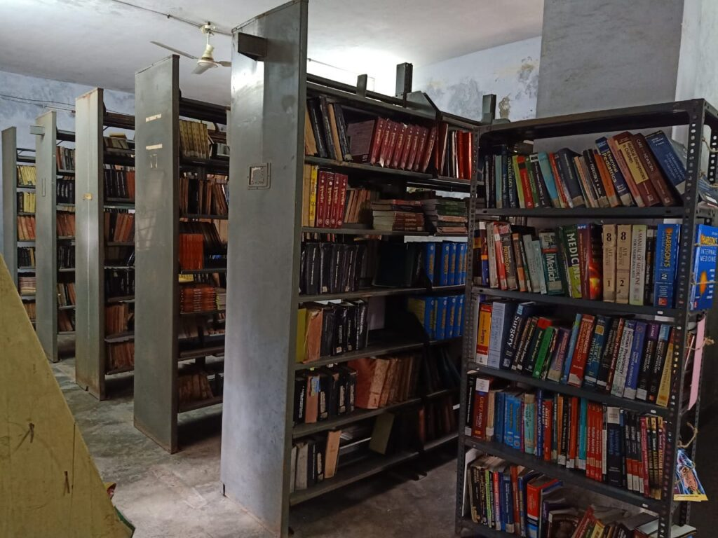 Library of BMAMH