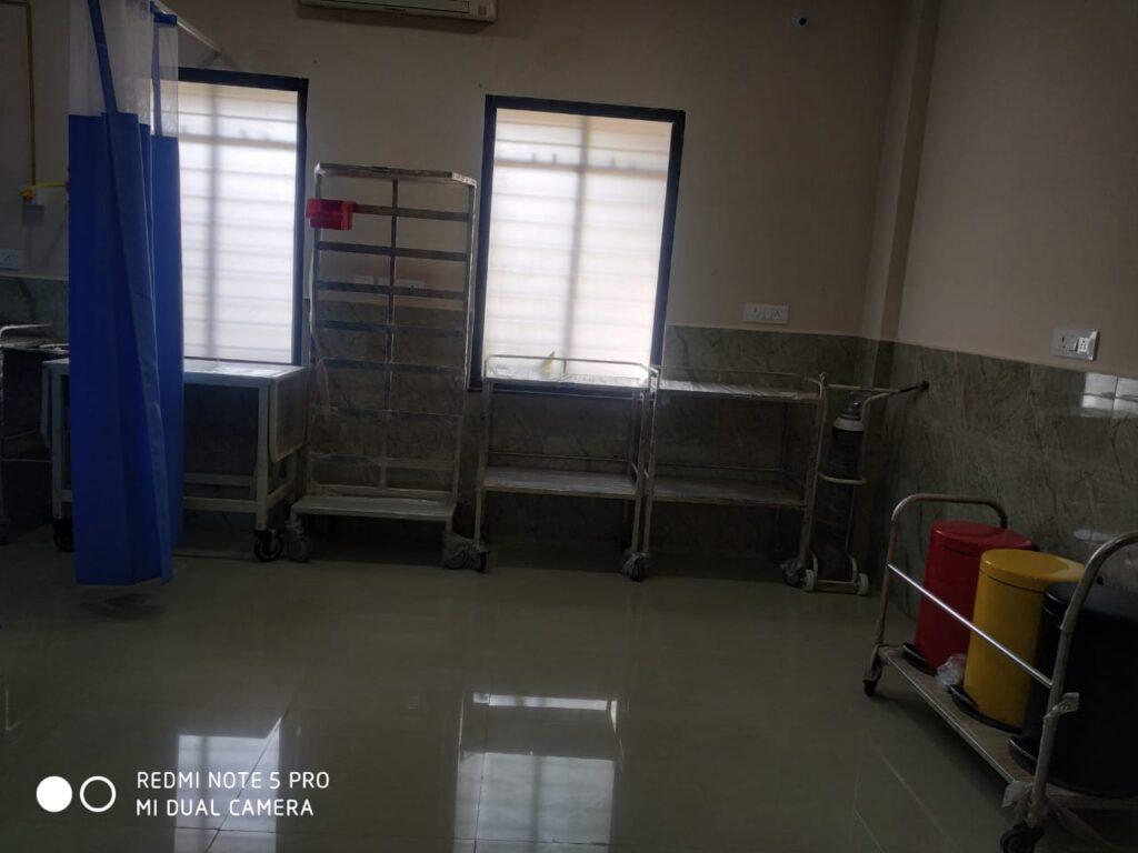 BMAMH ICU DEPARTMENT