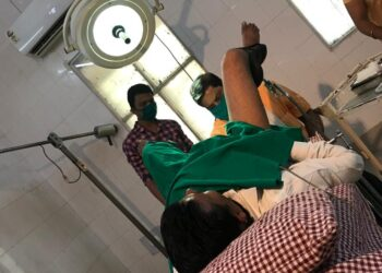 OPD DEPARTMENT OF BHAUSAHEB MULAK HOSPITAL-2
